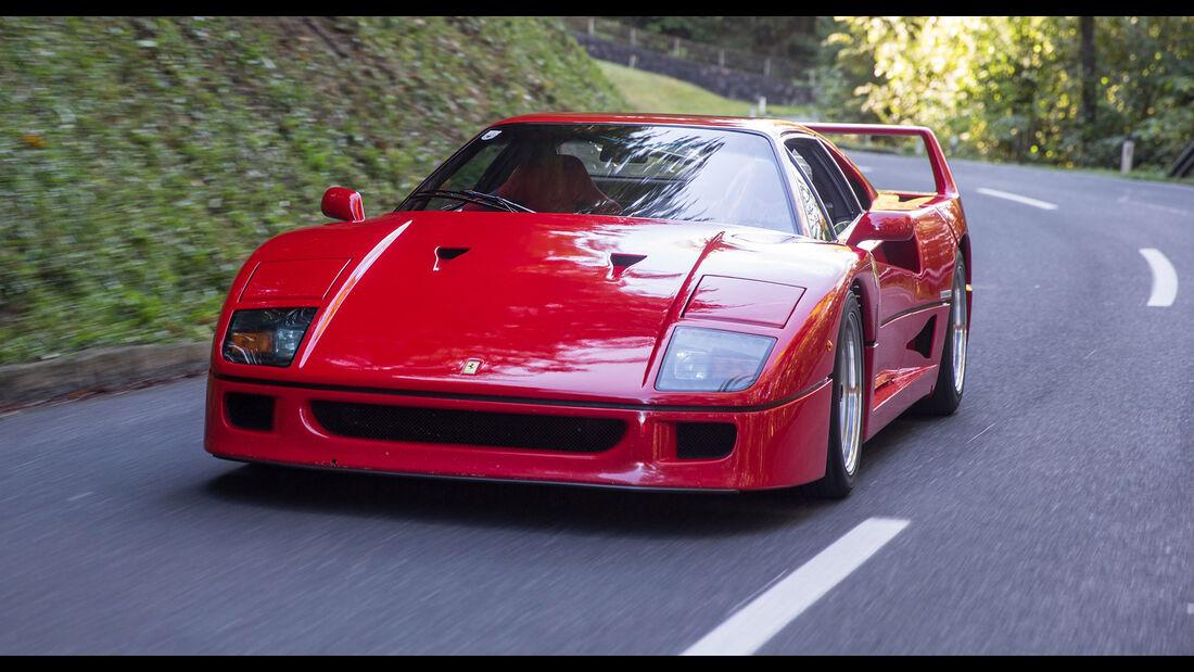 Ferrari F40 Gerhard Berger (1990)