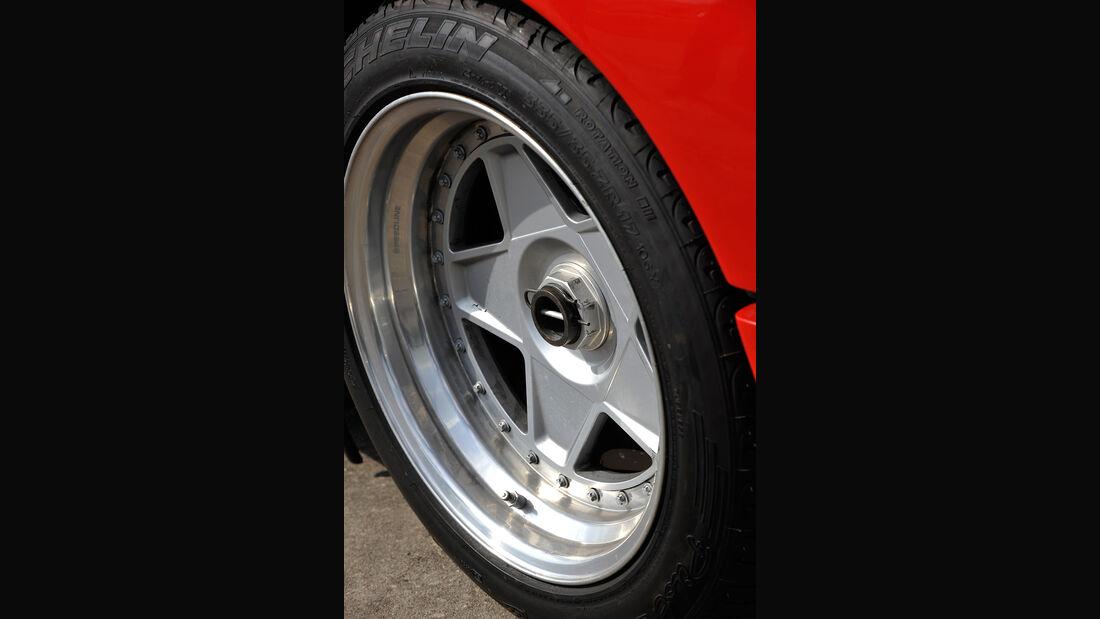 Ferrari F40, Rad, Felge