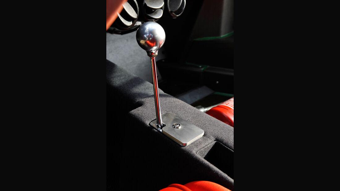 Ferrari F40, Schalthebel, Schaltknauf