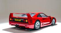 Ferrari F40 Silverstone Auction Auktion