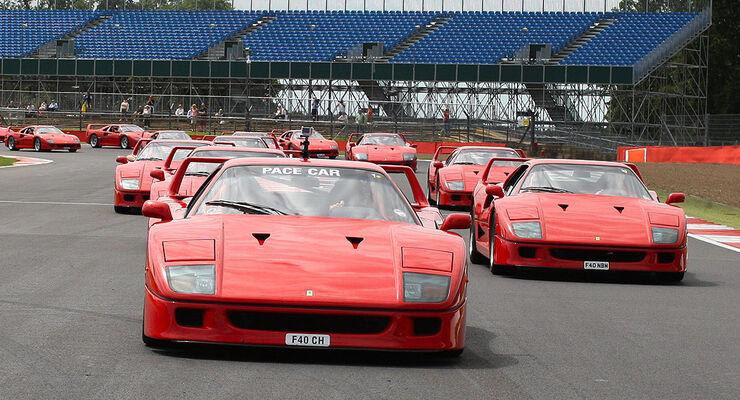 Sonntagsauto Ferrari F40 Enzos Letzter Wille Auto Motor Und Sport