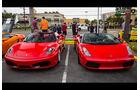 Ferrari F430 & Lamborghini Gallardo - 200 mph Supercarshow - Newport Beach - Juli 2016