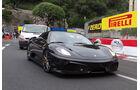 Ferrari F430 Scuderia - GP Monaco 2012