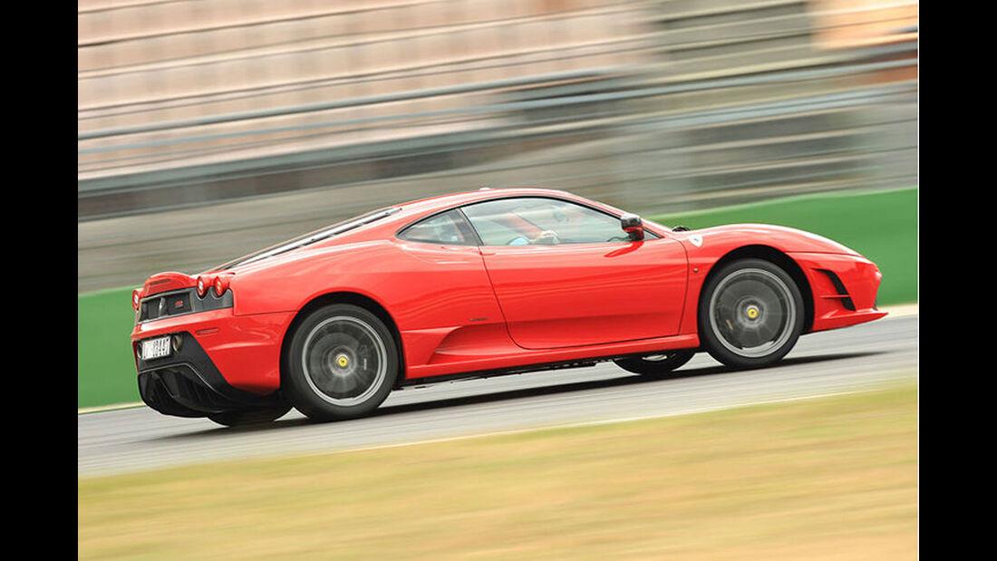 Ferrari F430 Scuderia - Sportwagen - Supertest 2009