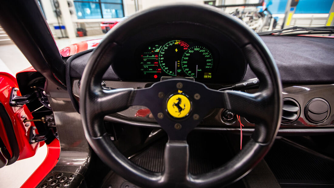 Ferrari F50 - Sebastian Vettel - Verkauf - 2021