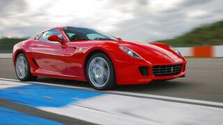Ferrari 599 Gtb Fiorano Im Test Auf Der Nordschleife Ferrari Gran Turismo Mit Enzo Genen Technische Daten Auto Motor Und Sport