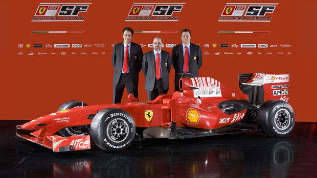 Ferrari F60 - Formel 1 2009