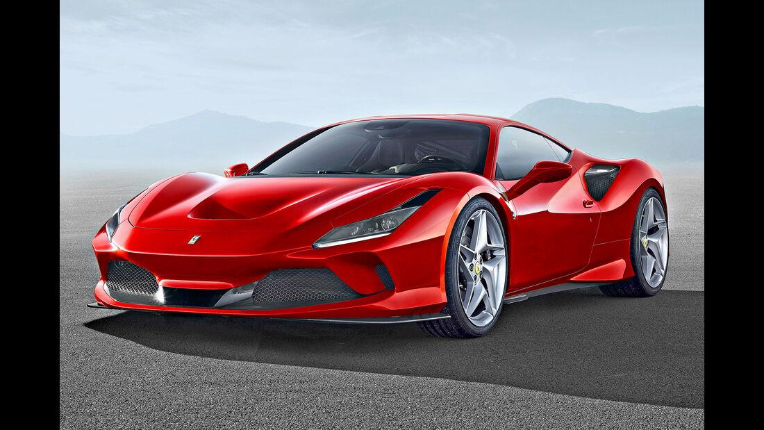 Ferrari F8 Tributo, Best Cars 2020, Kategorie G Sportwagen