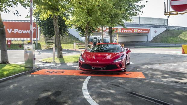Ferrari F8 Tributo Fahrbericht