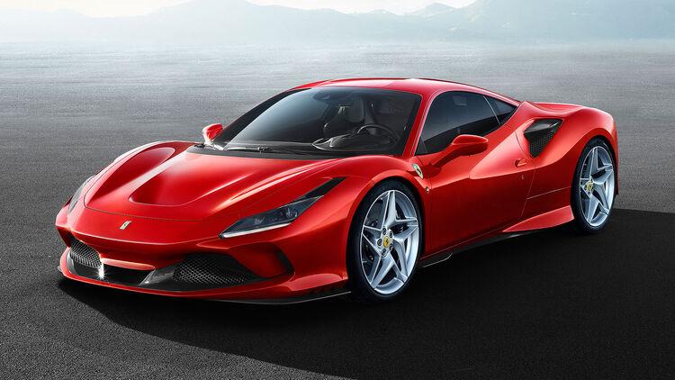 Ferrari F8 Tributo Der Stärkste Ferrari V8 Aller Zeiten Auto Motor Und Sport