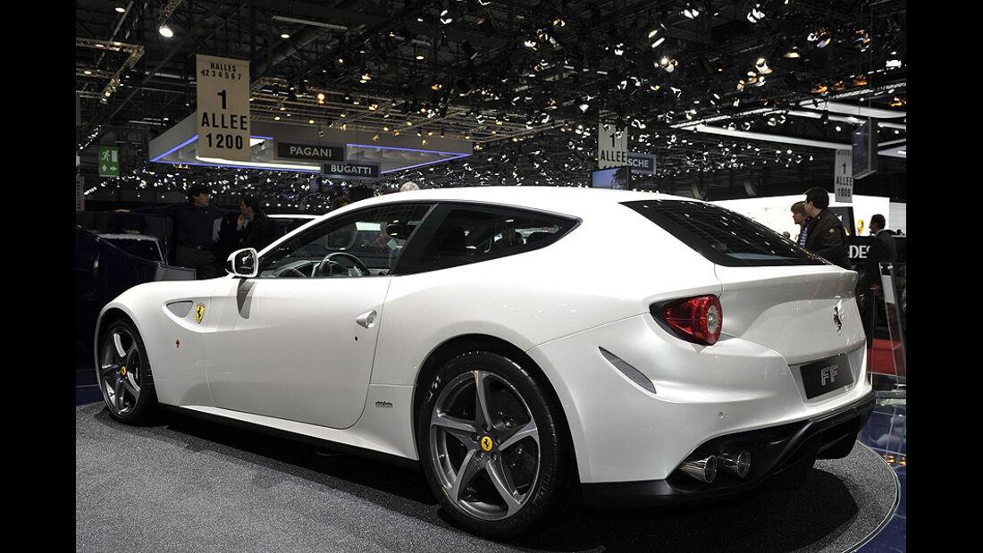 Ferrari FF Autosalon Genf 2011