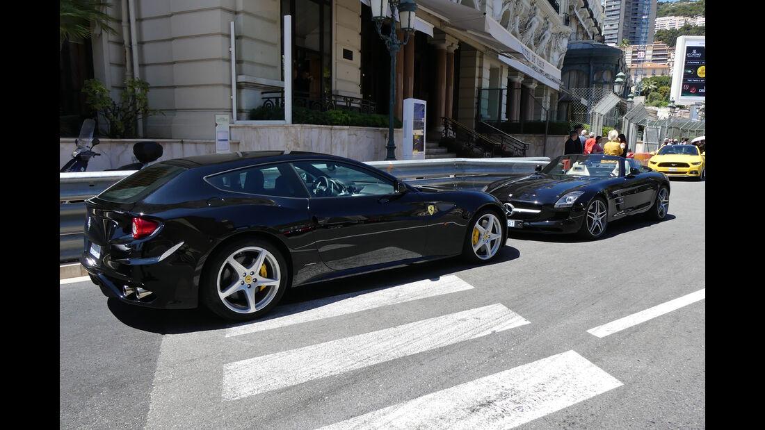 Ferrari FF - Carspotting - GP Monaco 2016