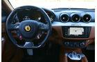 Ferrari FF, Cockpit, Lenkrad