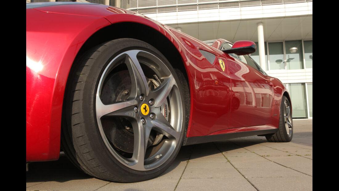 Ferrari FF, Felge