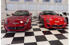 Ferrari FF & Ferrari 599 - Nelson Piquet - Autosammlung