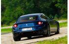 Ferrari FF, Heck, Heckansicht