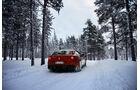 Ferrari FF, Heck