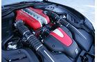 Ferrari FF, Motorraum, Motor