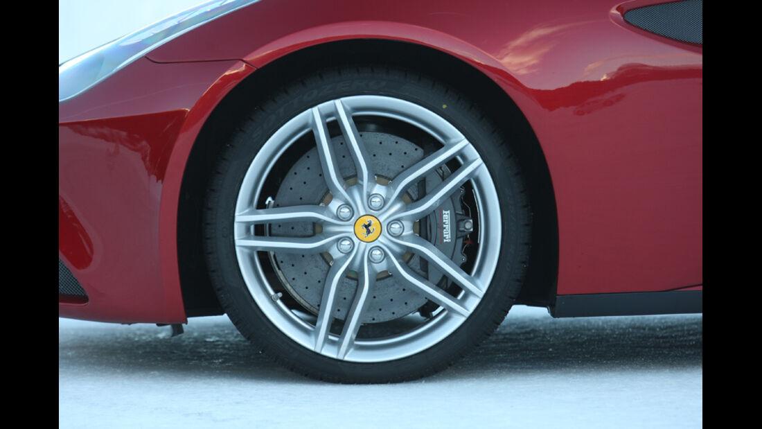 Ferrari FF, Rad, Felge