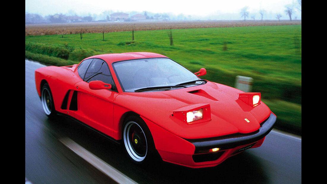 Ferrari FZ 93 Zagato