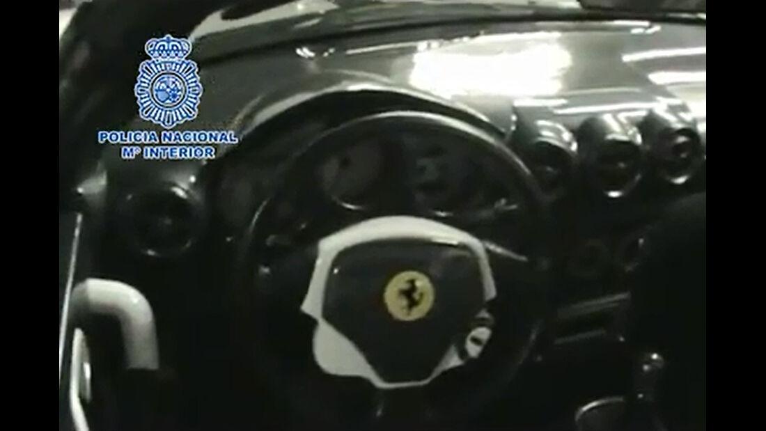 Ferrari Fake Spanien