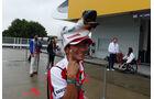 Ferrari-Fan - Formel 1 - GP Japan - Suzuka - 25. September 2015