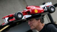 Ferrari-Fan GP Kanada 2011
