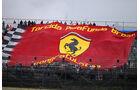 Ferrari-Fans - Formel 1 - GP Brasilien - 22. November 2013