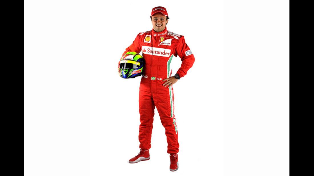Ferrari Felipe Massa 2012