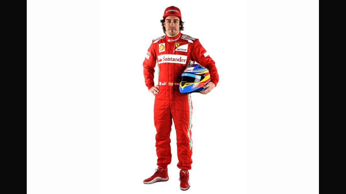 Ferrari Fernando Alonso 2012
