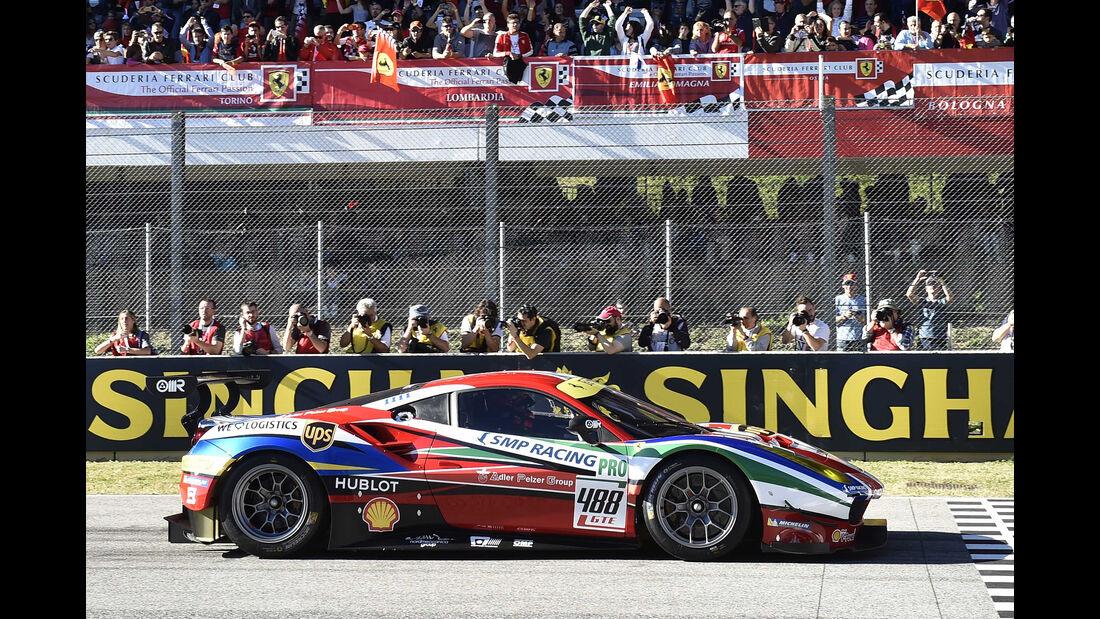 Ferrari Finali Mondiali - Mugello - 2015