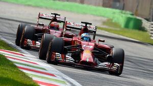 Ferrari - Formcheck - GP Italien 2014