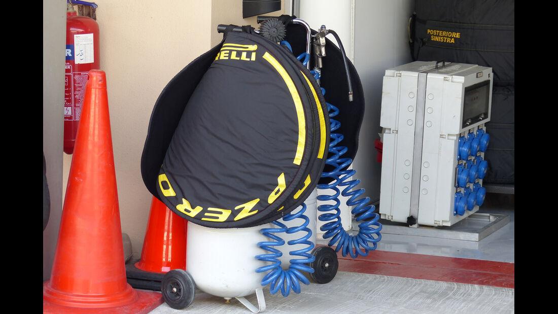 Ferrari - Formel 1 - GP Abu Dhabi - 20. November 2014