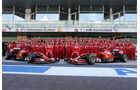 Ferrari - Formel 1 - GP Abu Dhabi - 21. November 2014