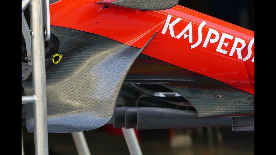 Ferrari - Formel 1 - GP Abu Dhabi - 23. November 2017