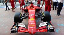Ferrari - Formel 1 - GP Abu Dhabi - 26. November 2015