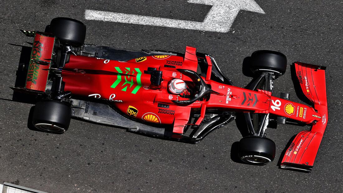 Ferrari - Formel 1 - GP Aserbaidschan 2021