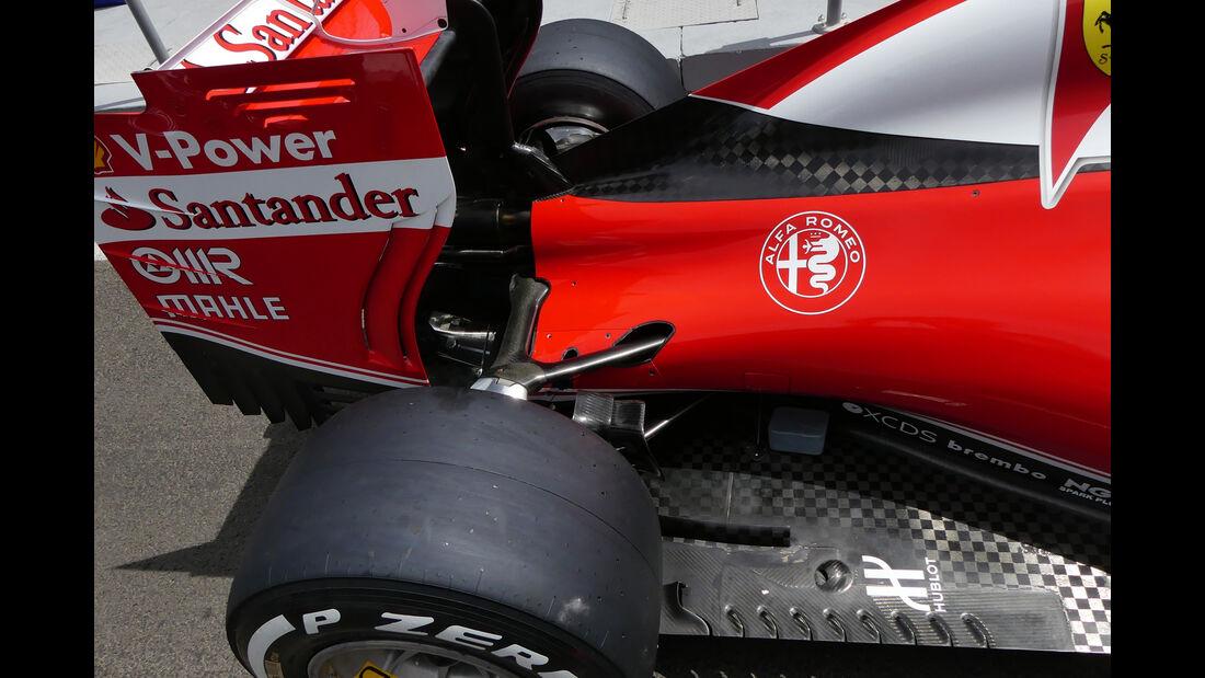 Ferrari - Formel 1 - GP Aserbaidschan - Baku - 16. Juni 2016