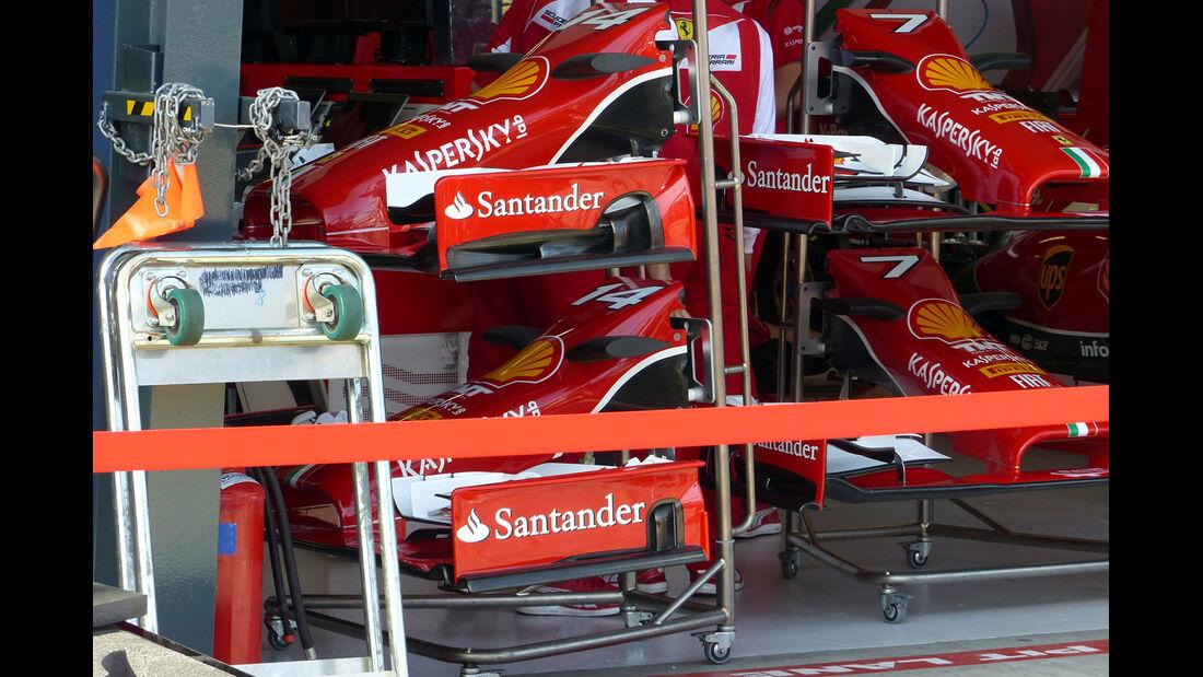 Ferrari - Formel 1 - GP Australien - 13. März 2014