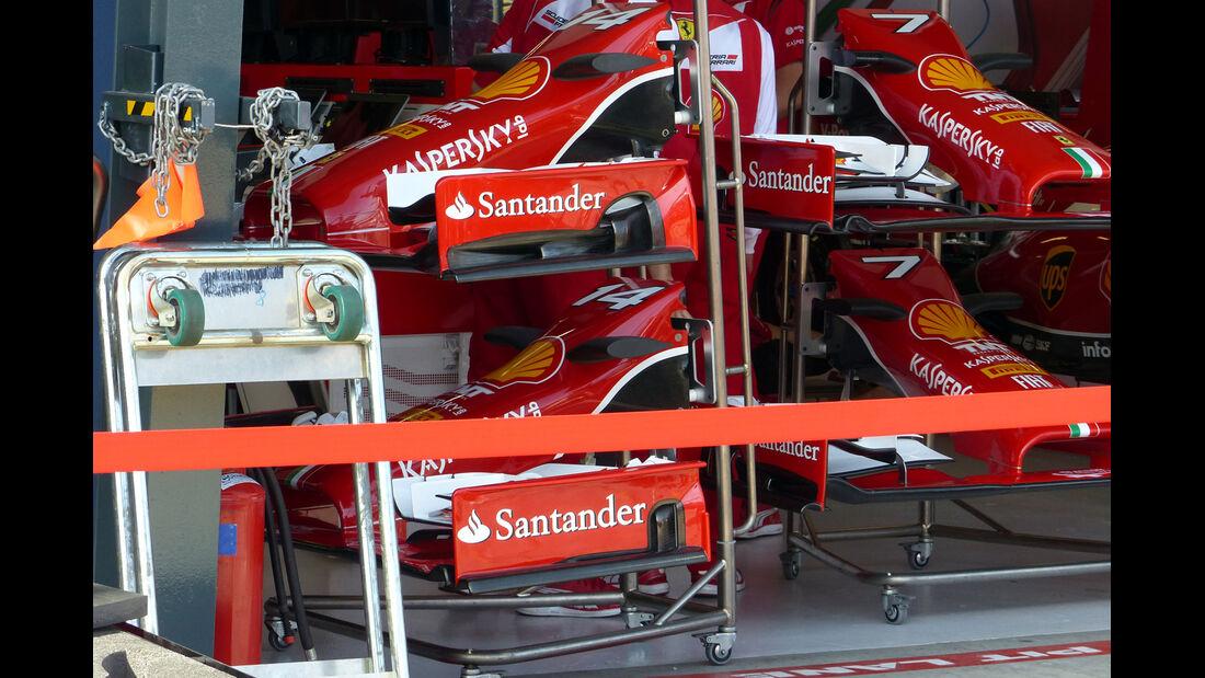 Ferrari - Formel 1 - GP Australien 2014 - Technik
