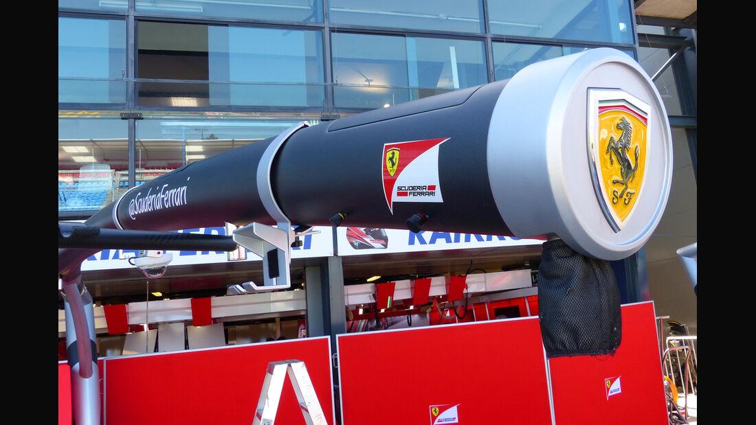Ferrari - Formel 1 - GP Australien - Melbourne - 11. März 2015