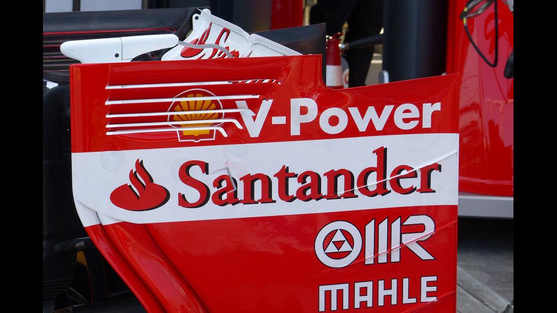 Ferrari - Formel 1 - GP Australien - Melbourne - 14. März 2015