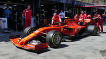 Ferrari - Formel 1 - GP Australien - Melbourne - 14. März 2019