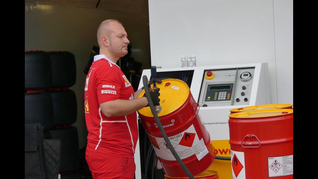 Ferrari - Formel 1 - GP Australien - Melbourne - 22. März 2017