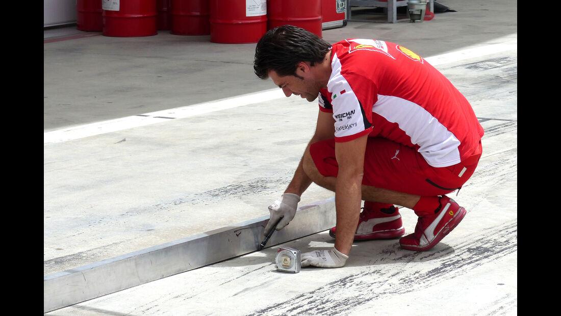 Ferrari - Formel 1 - GP Bahrain - 15. April 2015