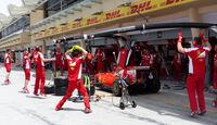 Ferrari - Formel 1 - GP Bahrain - 17. April 2015