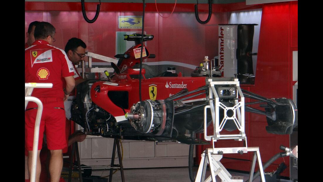 Ferrari - Formel 1 - GP Bahrain - 18. April 2013
