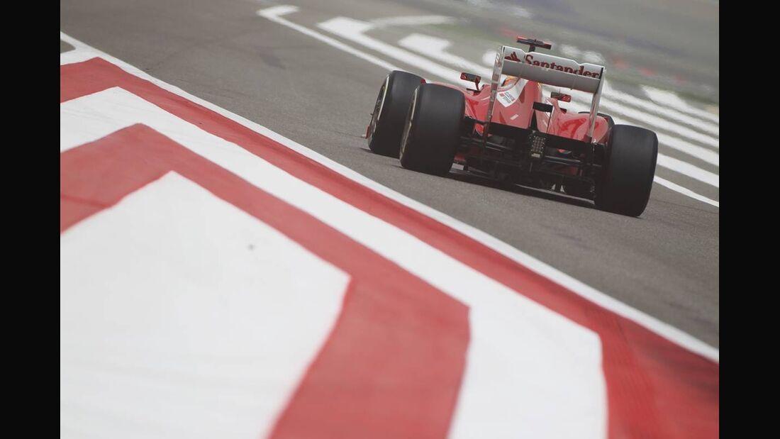 Ferrari - Formel 1 - GP Bahrain - 21. April 2012