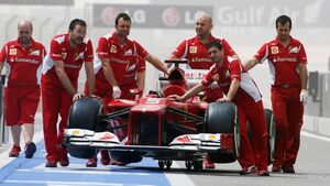 Ferrari - Formel 1 - GP Bahrain - 21. April 2012