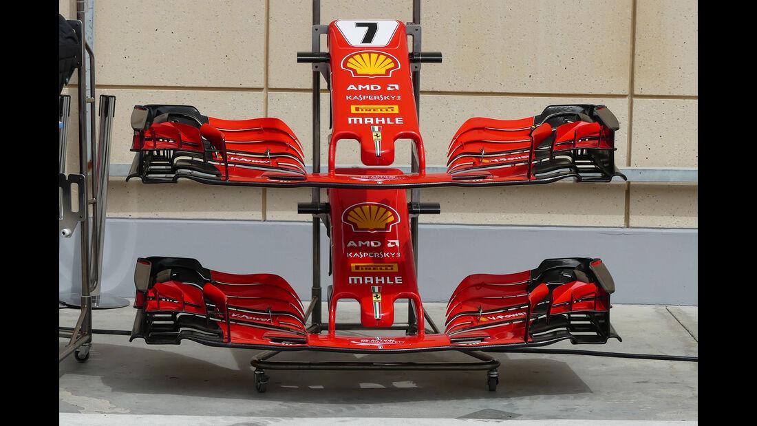 Ferrari - Formel 1 - GP  Bahrain - 4. April 2018